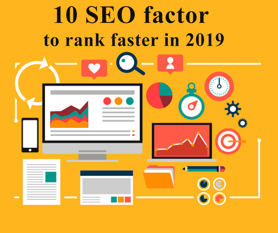 SEO factors to rank faster