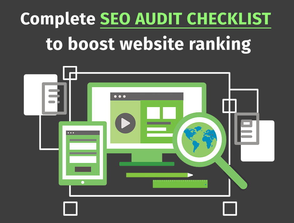 complete SEO audit checklist